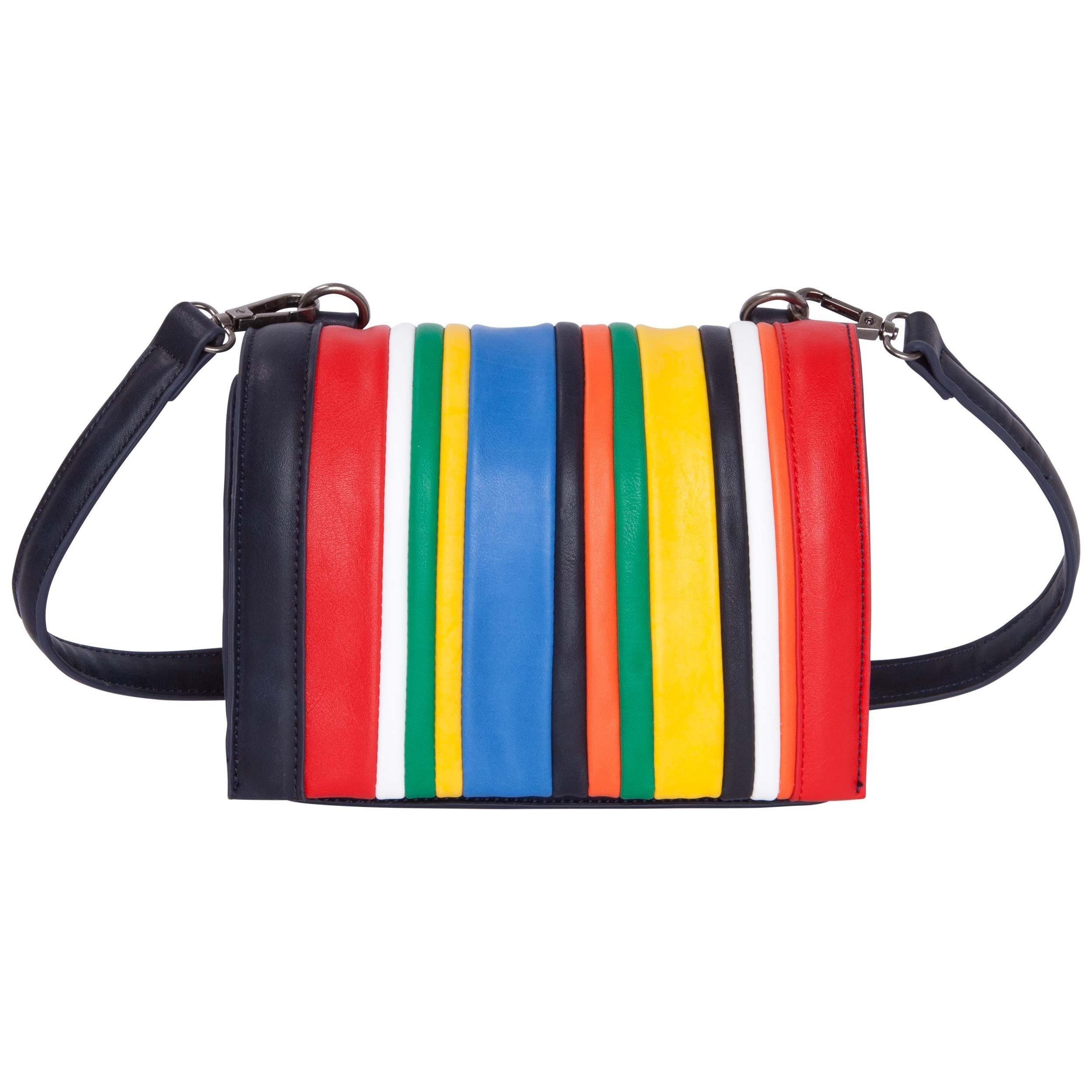 Pepe Jeans Umhängetasche »DULWICH DELBIN BAG«, mit modischem Colourblocking