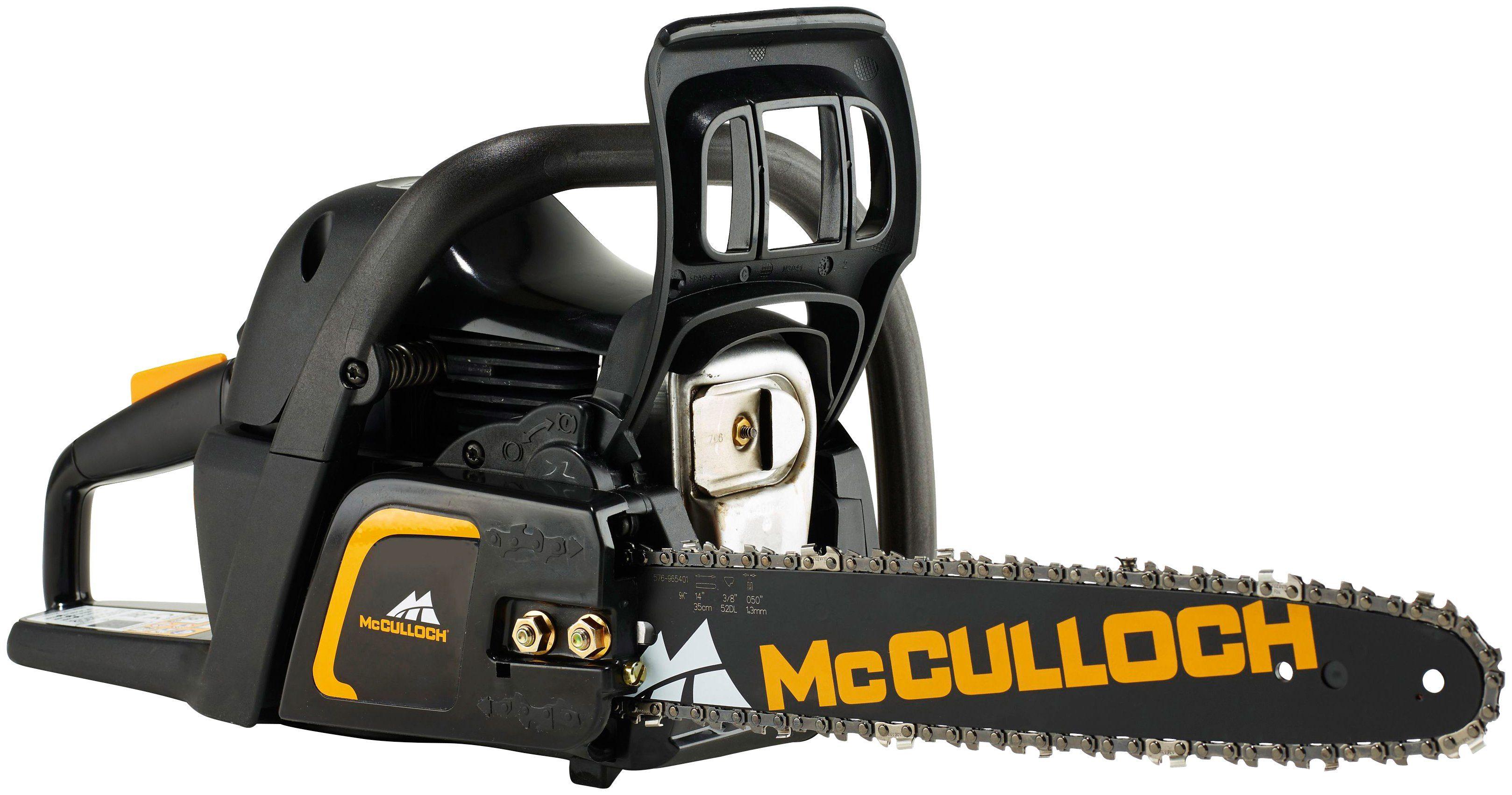MCCULLOCH Benzin-Kettensäge »CS 42 S«, 35 cm Schwertlänge