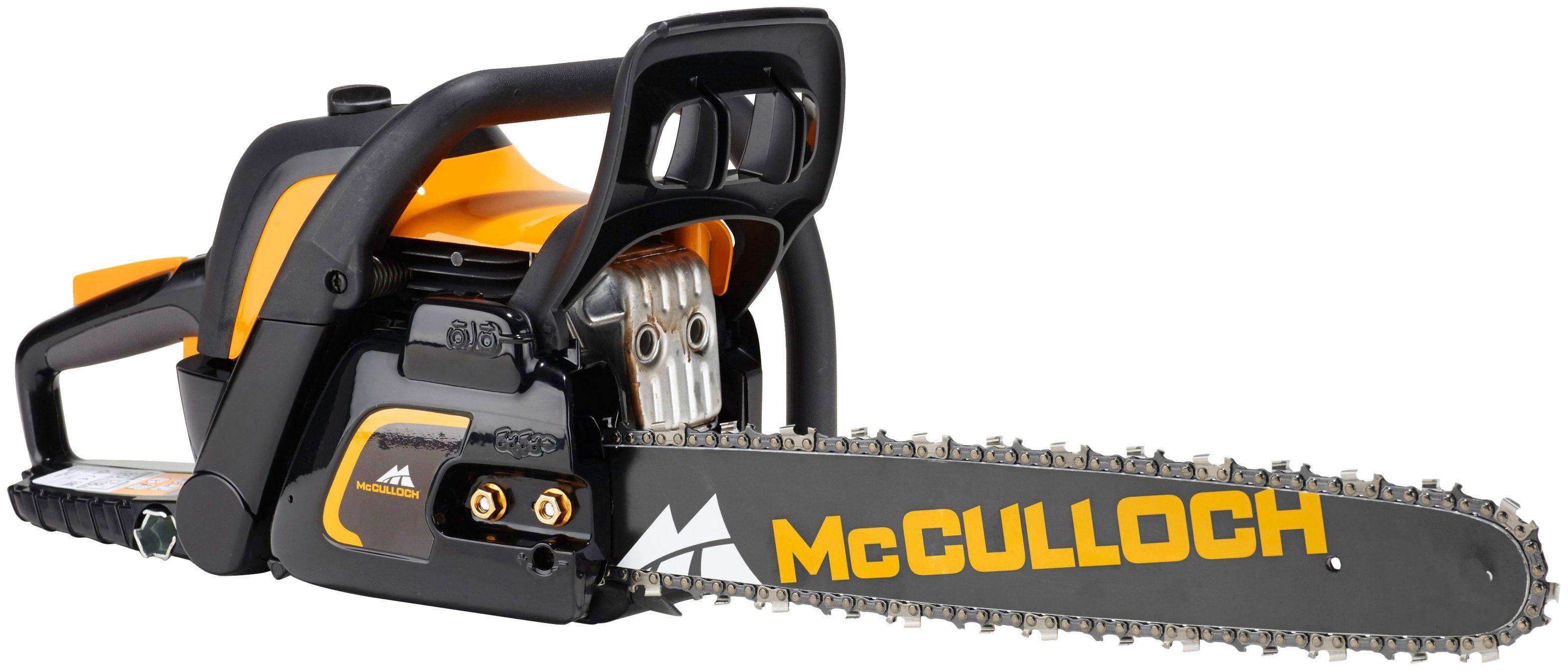 MCCULLOCH Benzin-Kettensäge »CS 50 S, 00096-73«, 45 cm Schwertlänge