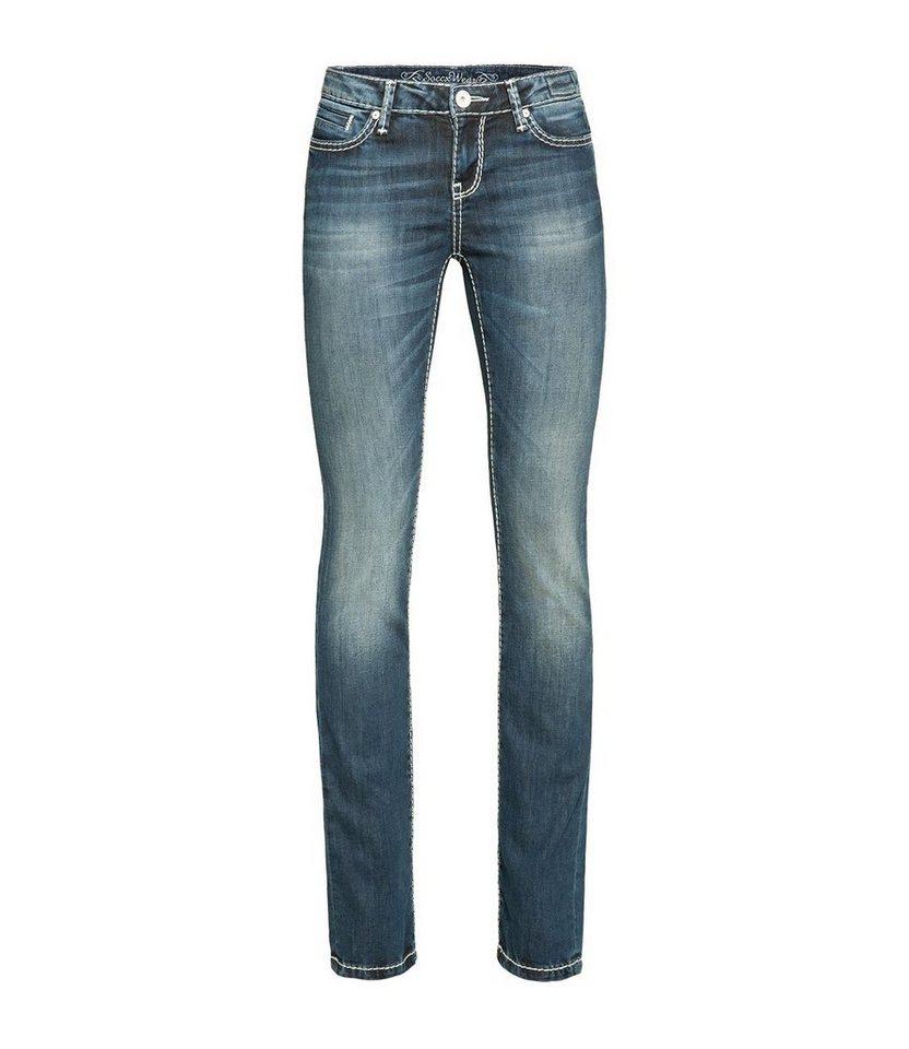 soccx gerade jeans online kaufen otto. Black Bedroom Furniture Sets. Home Design Ideas