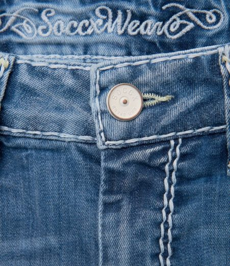 SOCCX Stretch-Jeans