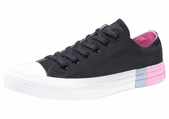 Converse Chuck Taylor All Star Ox Colourblock Sneaker, Colourblock