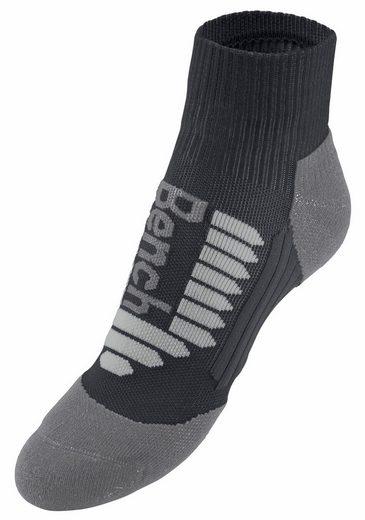 Bench. Sport Short Socks (2 Pair)