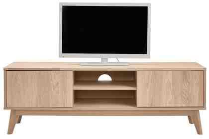 GMK Home & Living TV-Lowboard «Calluna», in trendigem, skandinavischem Design, Breite 158 cm