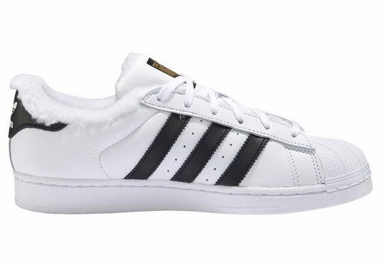 »superstar Warmfutter Originals Sneaker Mit W« Adidas CHZzcSwq
