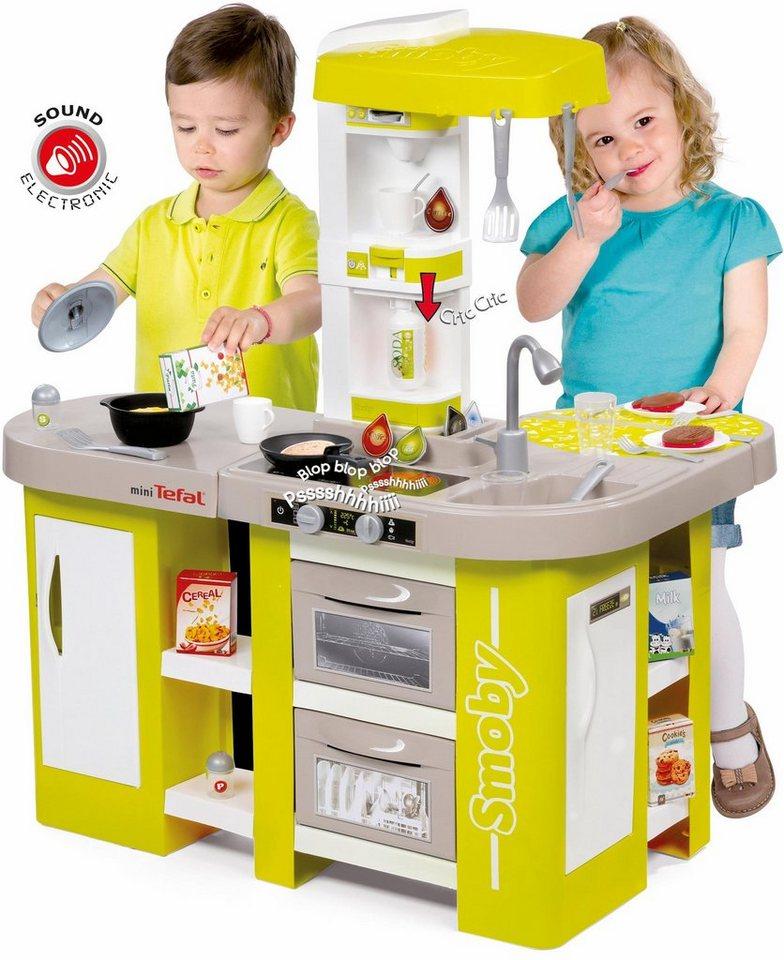 Smoby Spielküche Tefal Studio XL Küche kaufen