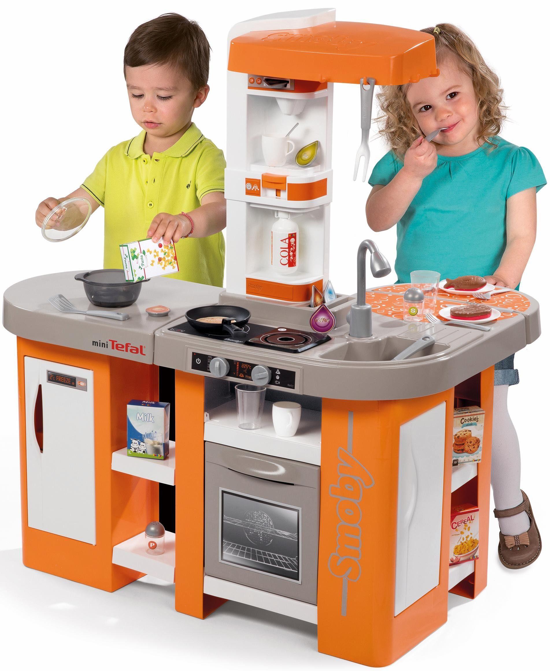 Smoby Spielküche, »Tefal Studio Bubble XL Küche«