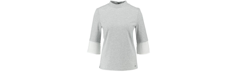 Taifun T-Shirt 3/4 Arm Rundhals Sweatshirt mit Trompetenärmeln Freies Verschiffen Heißen Verkauf Rabatt Browse cyHl26m7B1