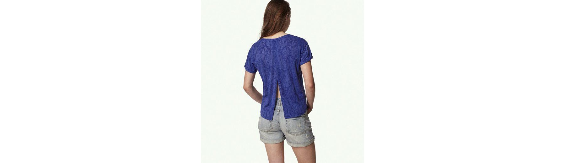 O'Neill T-Shirts kurzärmlig Crop split back t-shirt Sneakernews Verkauf Online Billig Kaufen Outlet Besten Großhandel Rabatt Professionelle iZ5HUP