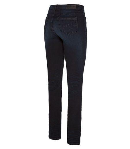 SOCCX Regular-fit-Jeans