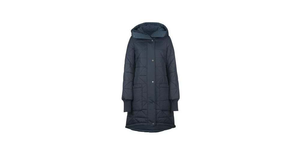 Finside Steppmantel mit langen Rippbündchen SARI Neue Stile Online Kaufen Authentische Online Billig 2018 Unisex K14To1TM