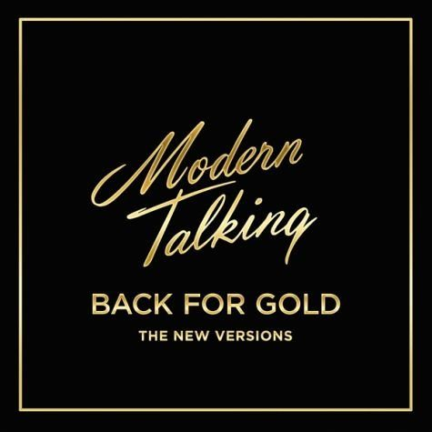 Audio CD »Modern Talking: Back For Gold«