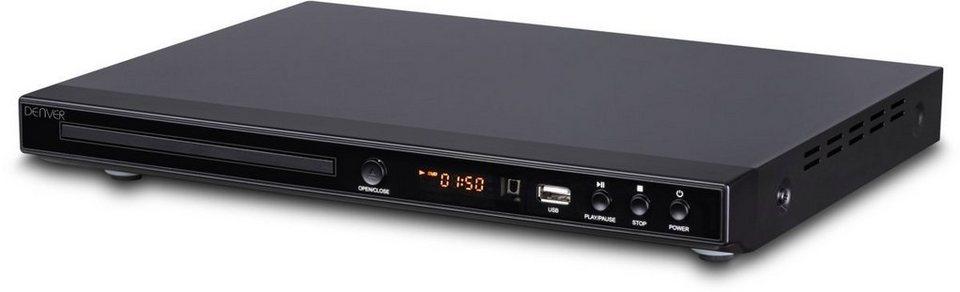 denver dvd player dvh 1244mk2 dvd player 5 1 hdmi. Black Bedroom Furniture Sets. Home Design Ideas