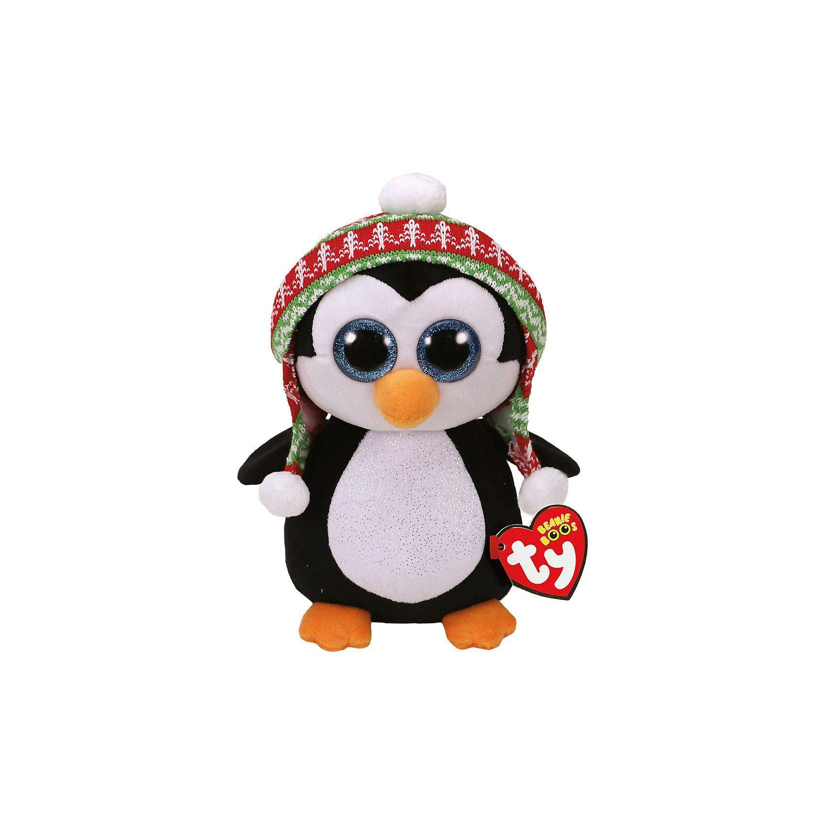 Ty® Beanie Boo Penelope, Pinguin 42 cm