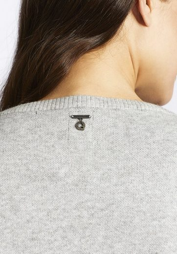 khujo Strickkleid NORIE, aus weichem Strick