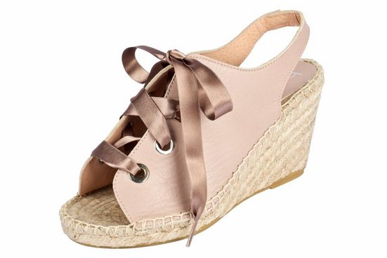 Heine Sandalette With Lacing