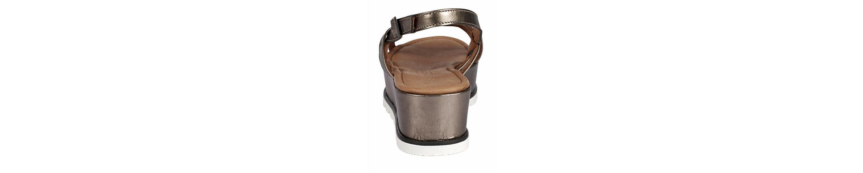 Verkaufskosten Bester Lieferant Werner Schuhe Sandalette mit Plateausohle PsfmA