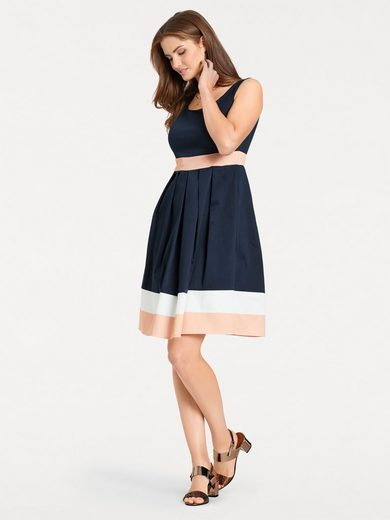 Ashley Brooke By Heine Prinzess Dress With Shape-effect