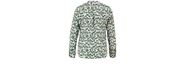 Neuesten Kollektionen Verkauf Online Taifun Bluse Langarm Bluse mit geometrischem Allover-Print Versand Rabatt Verkauf TrJIy7u