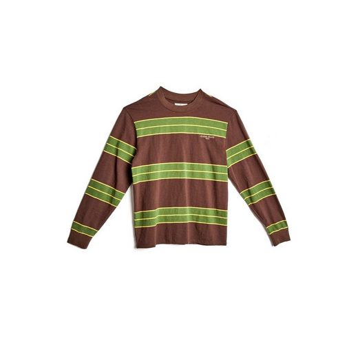 Guess Pullover Stripe Pattern
