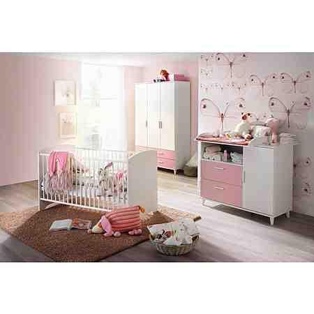 Babyzimmer Nizza rosa