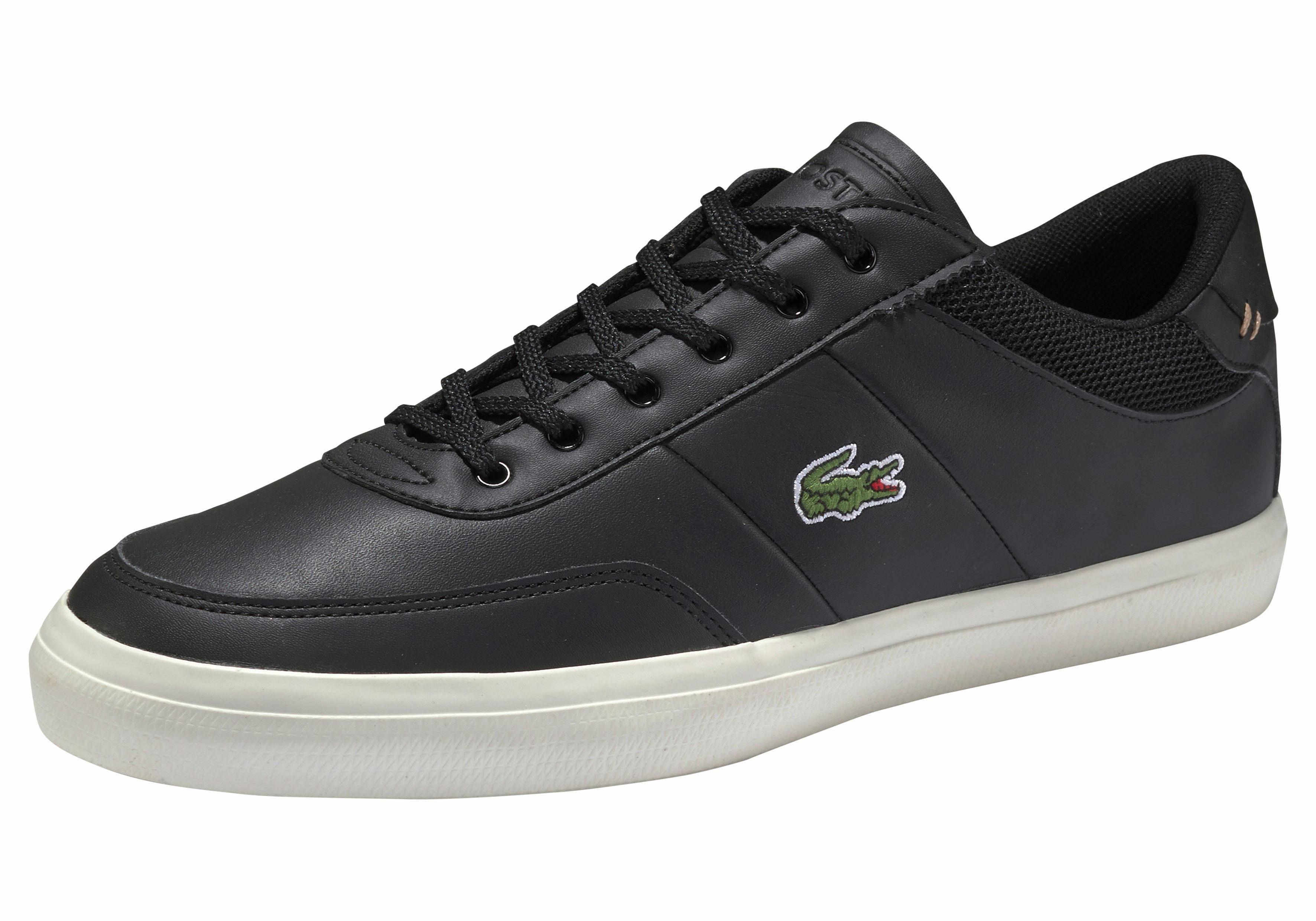 Lacoste COURT-MASTER 118 2 Sneaker online kaufen  schwarz