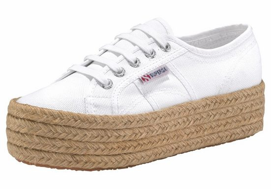 Superga »Cotropew« Plateausneaker