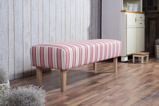 Max Winzer® Sitzbank »Juuma«, im Retrodesign