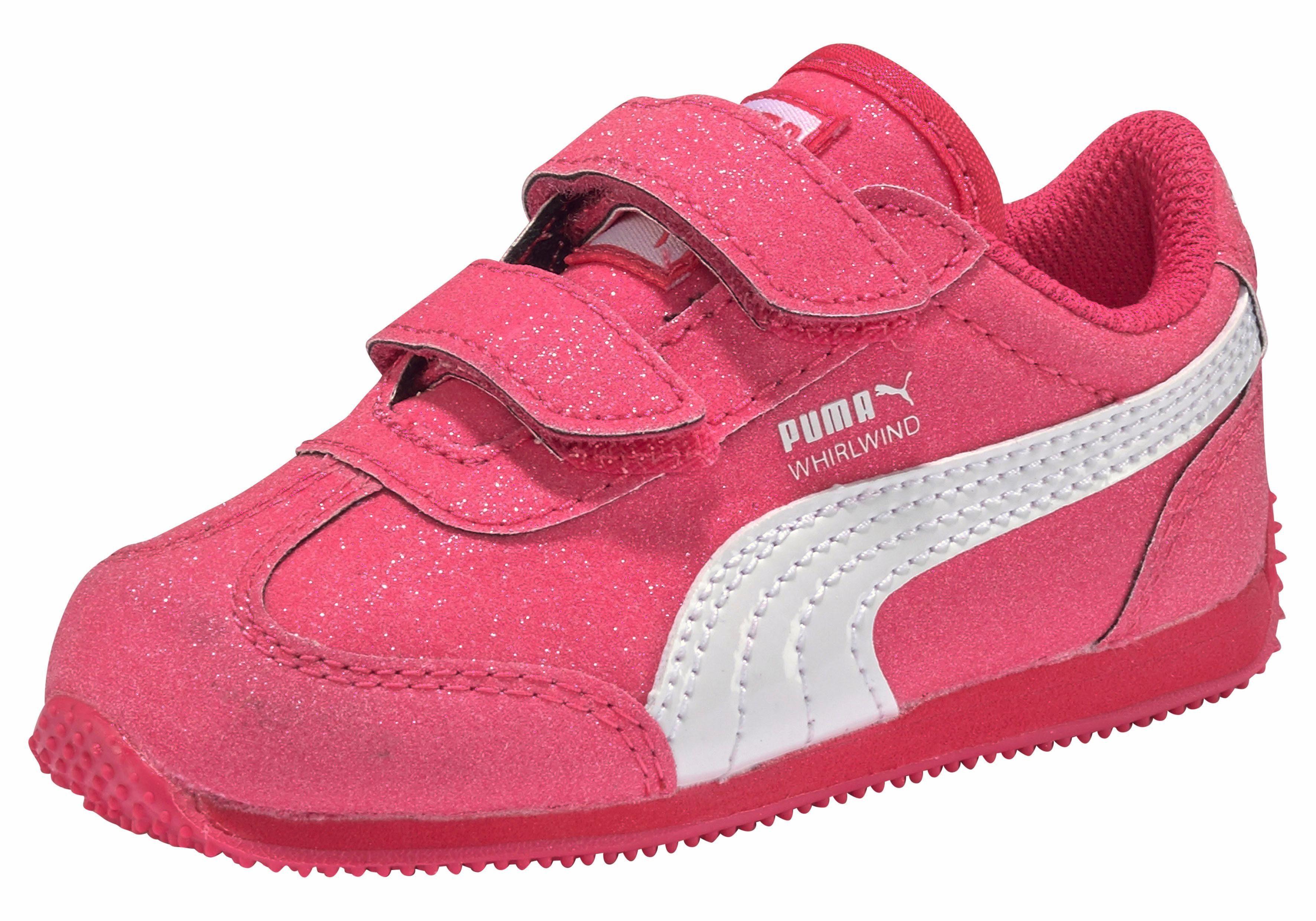 PUMA »Whirlwind Glitz V Inf« Sneaker