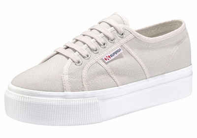 timeless design 003a6 63bb9 Superga »ACOTW Linea Up   Down« Plateausneaker