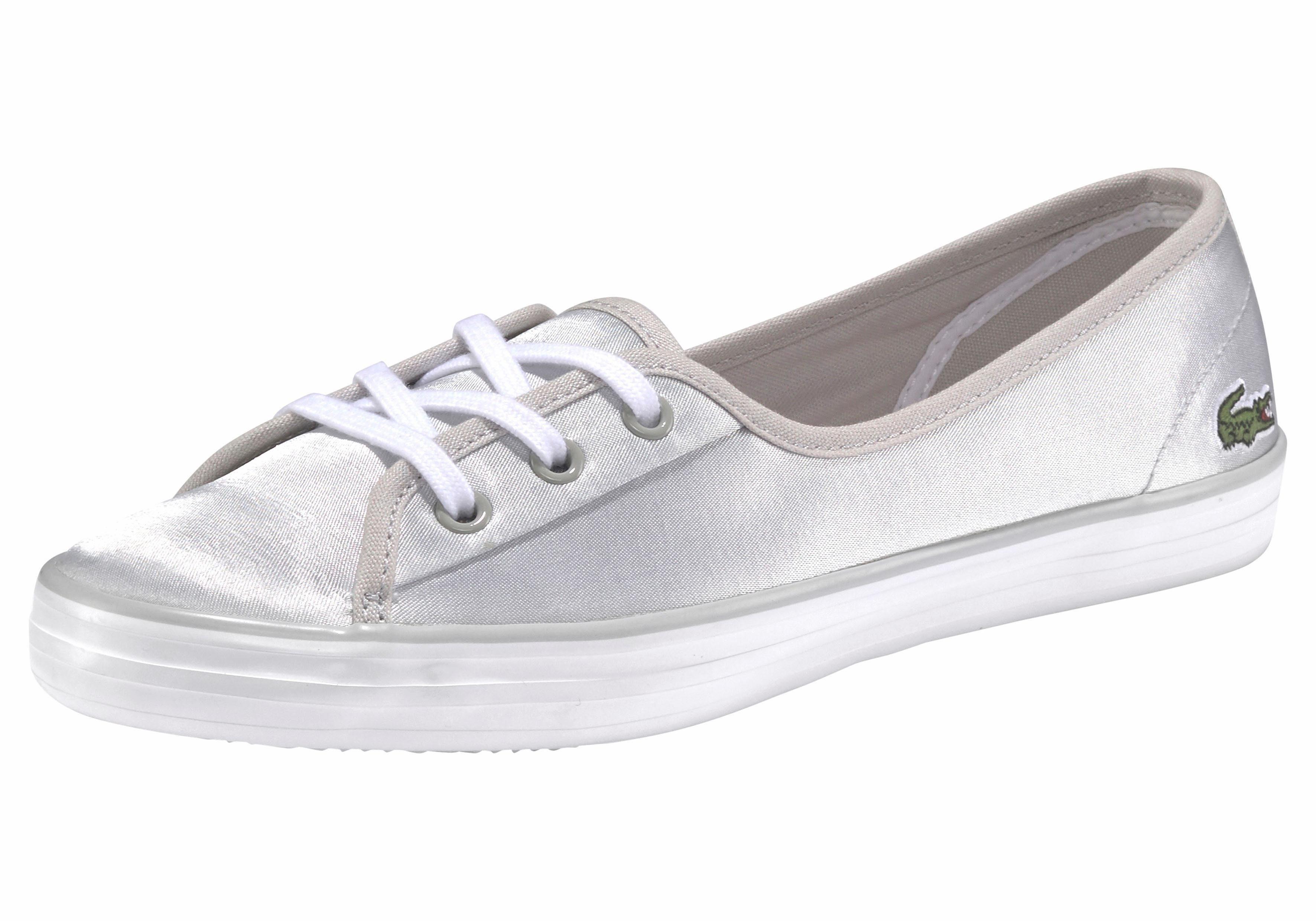 Lacoste ZIANE CHUNKY 118 2 Sneaker online kaufen  silberfarben