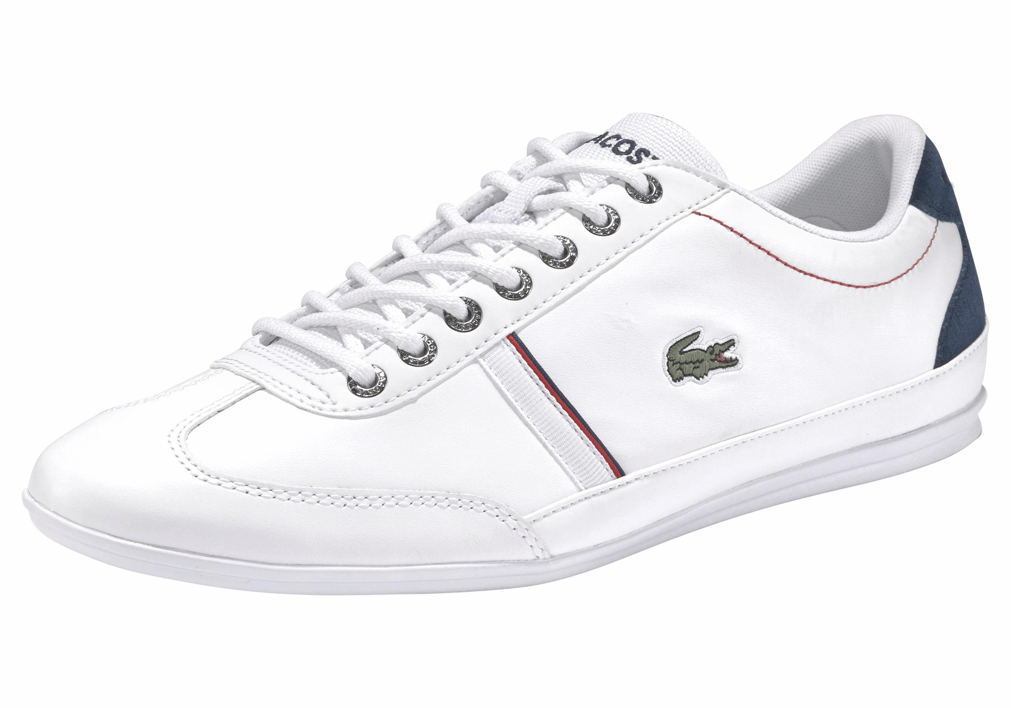 Lacoste COURT-MASTER 118 2 Sneaker online kaufen  weiß
