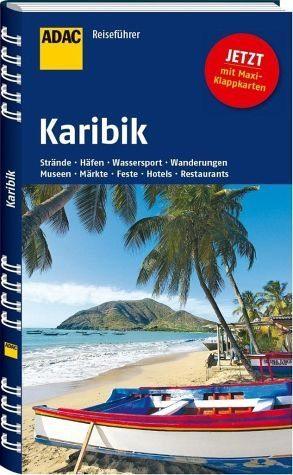 Broschiertes Buch »ADAC Reiseführer Karibik«