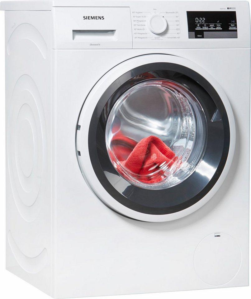 siemens waschmaschine iq500 wm14t3eco 8 kg 1400 u min. Black Bedroom Furniture Sets. Home Design Ideas