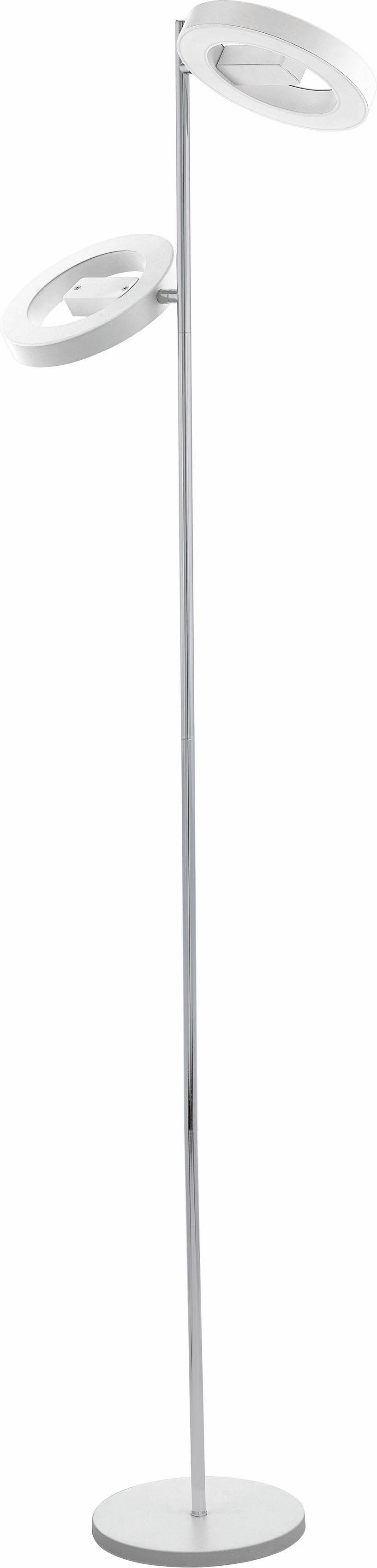 EGLO LED Stehlampe »ALVENDRE«, 2-flammig