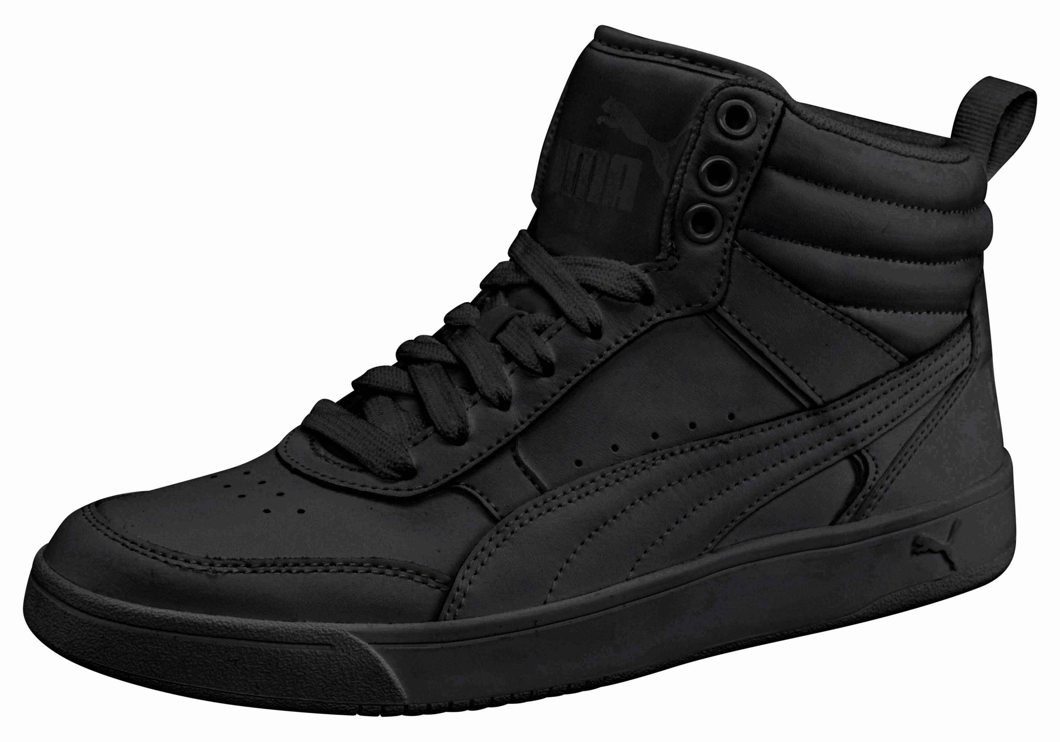Puma Rebound Street v2 SD Sneakerboots in Farbe schwarz