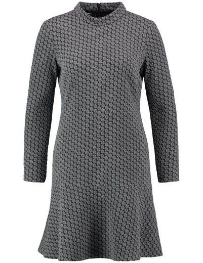Robe Typhon En Jersey Avec Ourlet Évasé