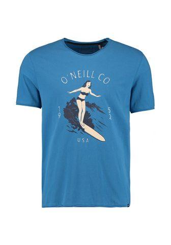 O'NEILL Marškinėliai trumpomis rankovėmis »Ake...