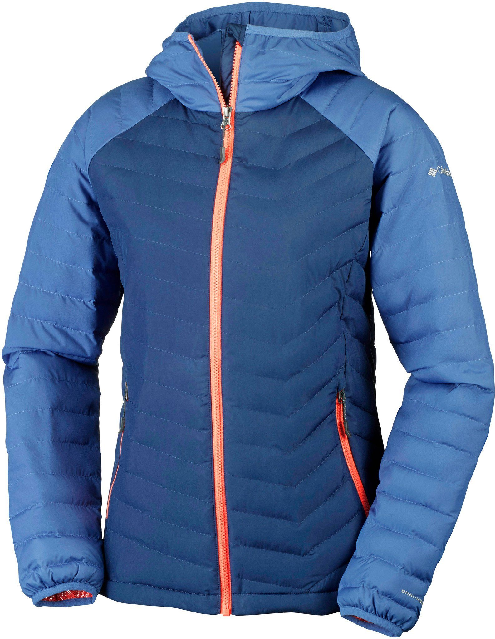 Columbia Outdoorjacke »Powder Lite Hooded Jacket Women«