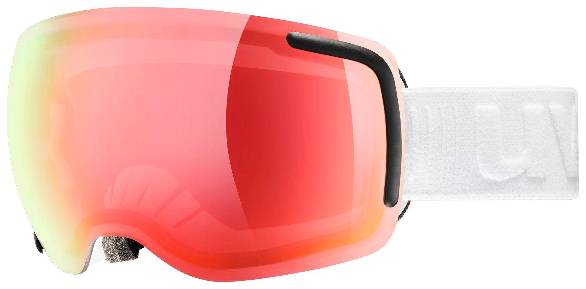 Uvex Sportbrille »Big 40 Goggle«