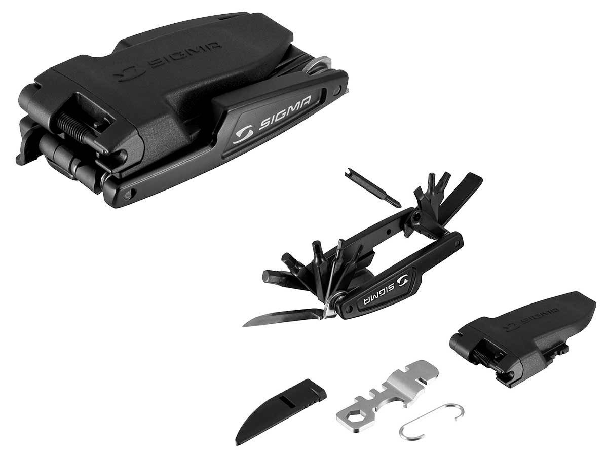 SIGMA SPORT Werkzeug & Montage »Pocket Tool Large«