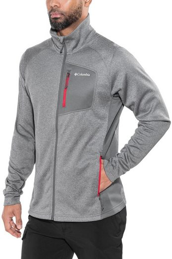 Columbia Outdoorjacke Jackson Creek II Full Zip Fleece Jacket Men
