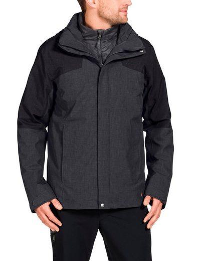 VAUDE Outdoorjacke Caserina 3in1 Jacket Men