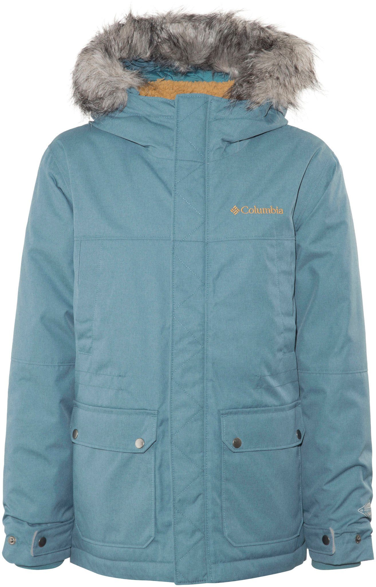Columbia Outdoorjacke »Snowfield Jacket Boys«