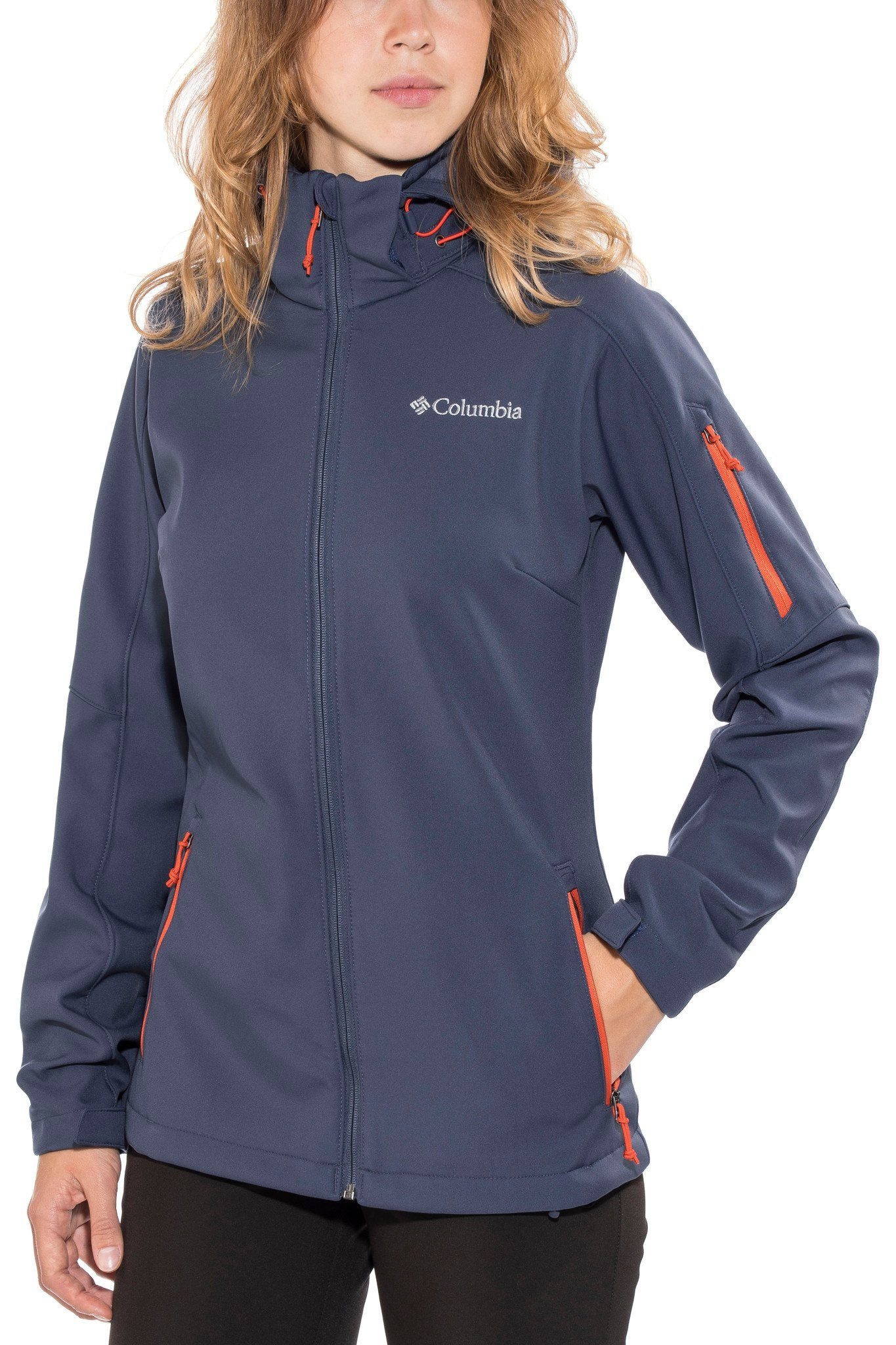 Columbia Outdoorjacke »Cascade Ridge Soft Shell Jacket Women«