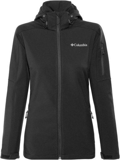 Columbia Outdoorjacke Cascade Ridge Soft Shell Jacket Women