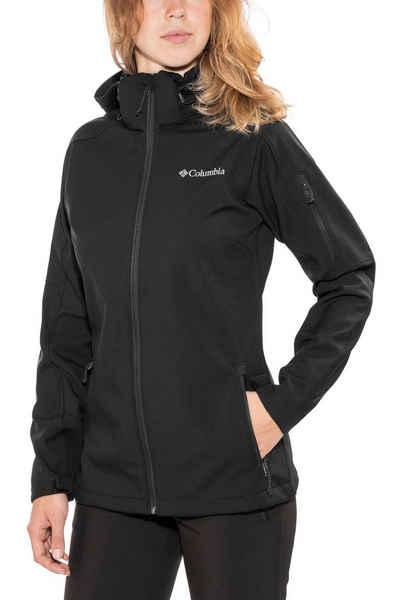 3a69da80fb Columbia Outdoorjacke »Cascade Ridge Soft Shell Jacket Women«