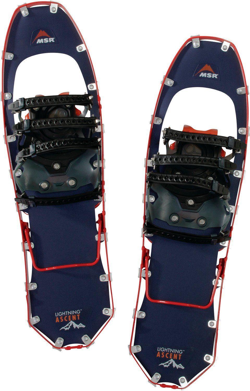 MSR Schneeschuhe Lightning Ascent 25 Snowshoes Women online kaufen  rot