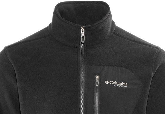Columbia Outdoorjacke Titan Pass 2.0 Fleece Jacket Men