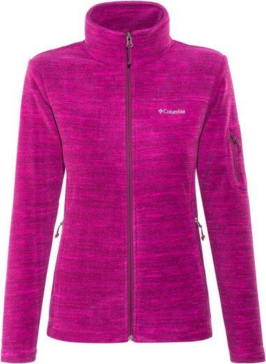 Columbia Outdoorjacke Fast Trek Printed Jacket Women